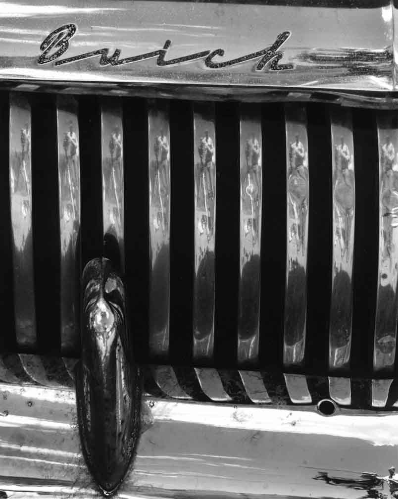 Buick Grill