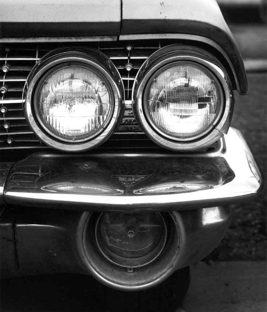 Headlights, 62 Caddy