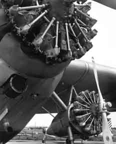 Engines, Ford Tri-Motor