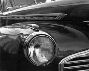 Headlight 41 Chevy