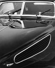 Hood & Windshield, BMW 327