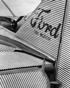 Tail & Rudder, Ford Tri-Motor